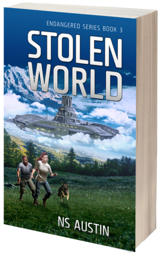 Stolen World, a book by NS Austin